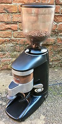 Compak K6 Professional Commercial Cafe Industrial Coffee Grinder - Automatic