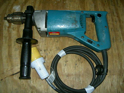 Makita 8419B 13mm 2 Speed Percussion Drill 110 Volt USED INC VAT