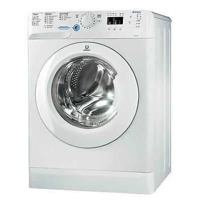 NEW Indesit Energy Efficient Washing Machine 7KG Front Loading XWA71283WAUS
