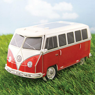 Build Your Own 3D VW Volkswagen Campervan 3D Model Puzzle Stocking Filler