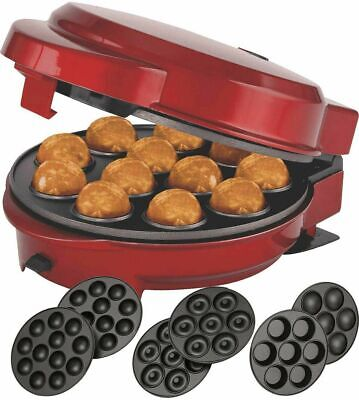 3in1 Donut- Muffin- Popcake-Maker Melissa 16250072 Donut-Gerät Muffin-Backform