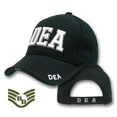 DEA USA Law Enforcement Police Polizei 3D Cap Baseball Mütze