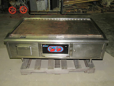 """Bingo Natural Gas Commercial Grill/griddle 48"""" (We Ship Freight)*xlnt*"""