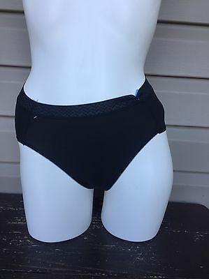 270d3888293a Jockey Perfect Fit Promise Hipster Low Brief Panty Black #1401 8/Xx Large  $11