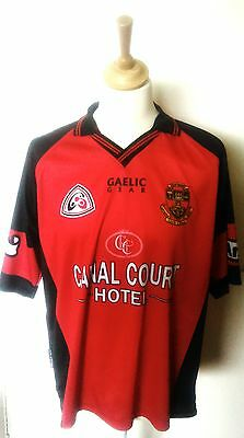 County Down GAA (Ireland) Gaelic Football Jersey (Adult Large)