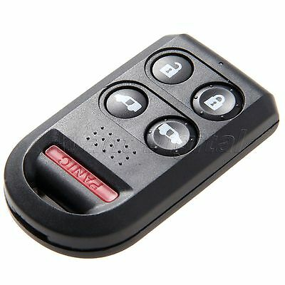 Replacement Remote Key Shell fit for HONDA Odyssey 5 Buttons Key Case Fob Shell