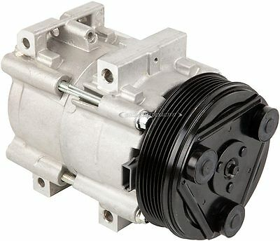 Brand New Genuine OEM AC Compressor & A/C Clutch For Ford Ranger And Mazda B2300