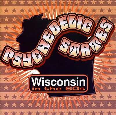 Various Artists - Psychedelic States: Wisconsin in the 60's / Various [New CD]