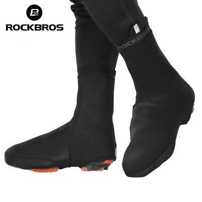 RockBros Bike Cycling Shoe Covers Warm Cover Windproof Protector Overshoes