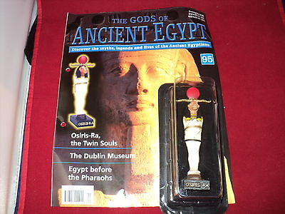 Hachette The Gods of Ancient Egypt - Issue 95 - Osiris-Ra - the twin souls
