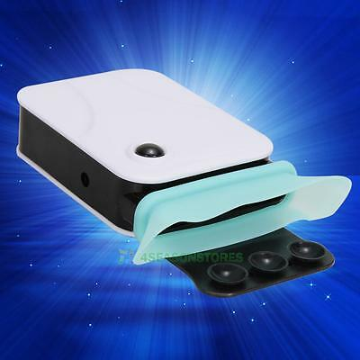 USB Fan Air Cooling Cooler Pad Stand Radiator for Notebook Laptop PC Processor