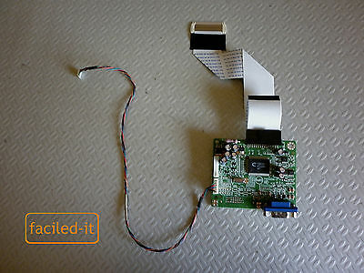 Driver Main Board Scheda Madre 715G2698-3 Monitor Asus Vw221D