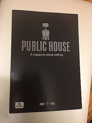 Public House Magazine Issue 1