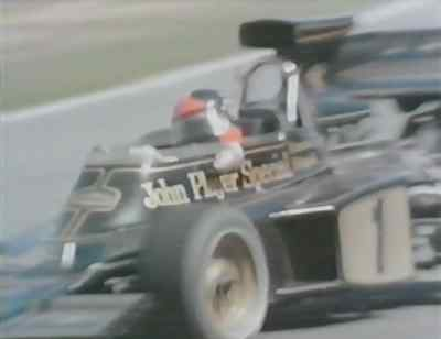 John Player Special 1973 Dvd, Lotus, If You're Not Winning You're Not Trying