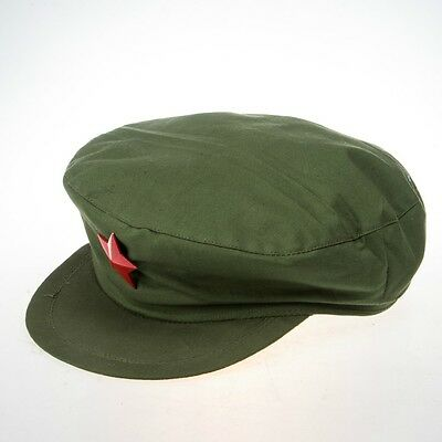 WW2 Chinese MiLitary Liberation Army Cap Chinese Hat M