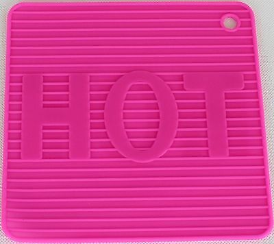 Silicone Trivets  Pink (New Hot Brand)