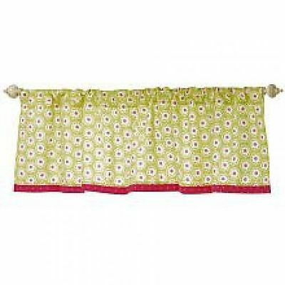 Cocalo CoCaLo Baby Once Upon a Pond Window Valance New