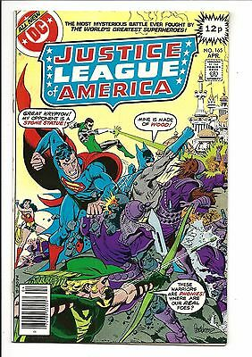 Justice League Of America # 165 (Apr 1979), Fn/vf