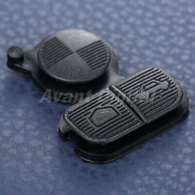 3 BTN Replacement Remote Key Fob Shell Case Cover for E38 E39 E36 Z3 Black