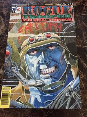 Rogue Trooper 1-8 The Final Warrior