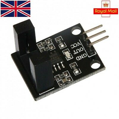 10mm Photoelectric Interrupt Sensor - UK Stock!