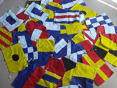 Lot of 475 pieces Naval Signal Flags / Flag - 100% COTTON  - For Reseller