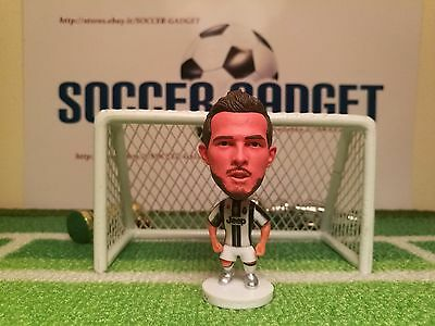 Statuina doll MIRALEM PJANIC #5 JUVENTUS 2016-17 football action figure 7 cm