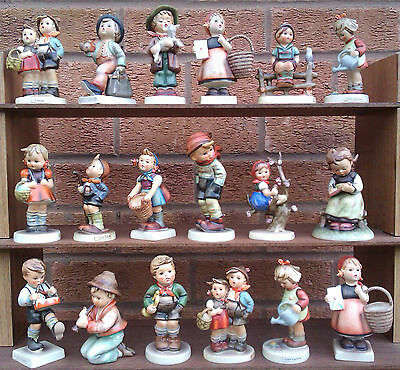 Goebel / Hummel - Selection Of Figurines