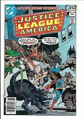 Justice League Of America # 174 (Jan 1980), Vf-