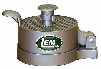 LEM Products Heavy Duty Non-Stick Burger Press