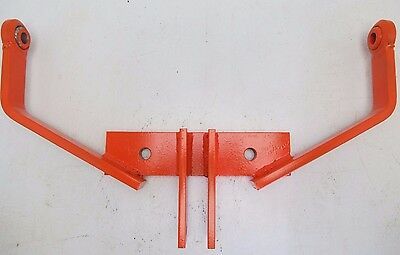 Power King Economy tractor toolbar drawbar 3 point hitch adapter