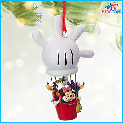 Disney Mickey Mouse Clubhouse Sketchbook Christmas Ornament brand new