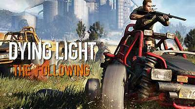 Dying Light: The Following - Global Activation [Steam] [PC] [UK/EU/US/AU/Global]