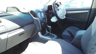Holden Colorado Transmission Automatic 4Wd, 2.8, Apr, Turbo, 6 Speed, Rg, 06/12-