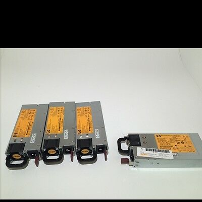 Great HP Server Power supply SPS 511778-001 Lot of 4