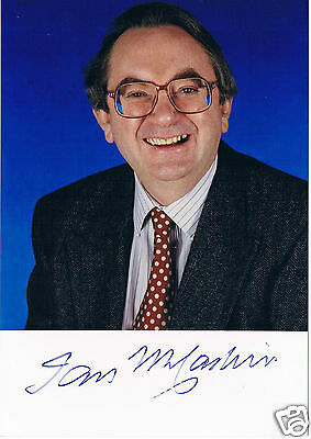 Ian McCaskill  BBC Weather  Hand Signed Publicity Photograph 6 x 4