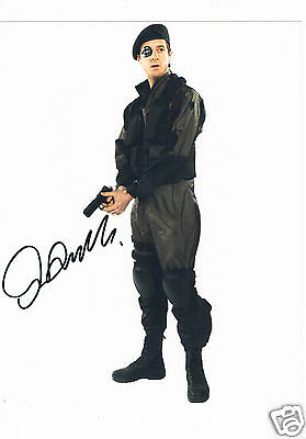 Arthur Darvill English  Actor Dr Who  Hand Signed Photograph 10 X 8