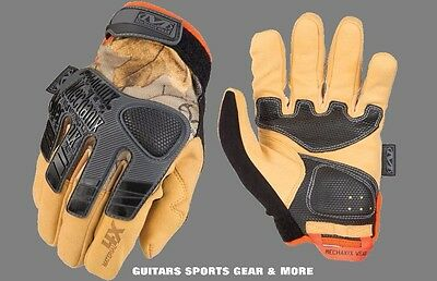 Mechanix Wear® 4X Outdoor Padded Impact Gloves Realtree® XTRA® Sizes M/L/XL