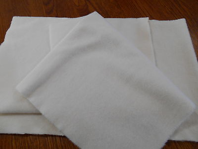 BLANKET OFFCUTS  - 100% AUSTRALIAN WOOL - PLAIN CREAM or CAMEL - CRAFT CLEARANCE