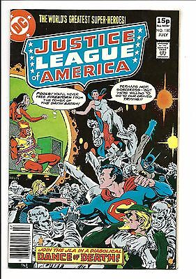 Justice League Of America # 180 (July 1980), Vf-