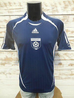 ADIDAS Jersey Maillot Camiseta Worn Porté Methacton Soccer Club USA Ligue PA