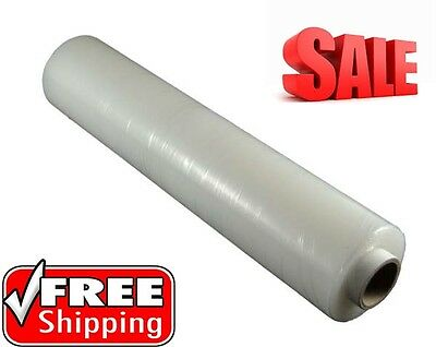1 x QUALITY CLEAR PALLET STRETCH WRAP STRONG SHRINK  FILM 200m SALE