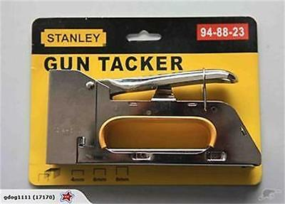 Heavy Duty Carpenter Stapler Gun with 5000 stapler