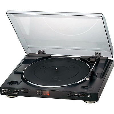 Pioneer PL990 Fully Automatic Stereo Hi-Fi Turntable