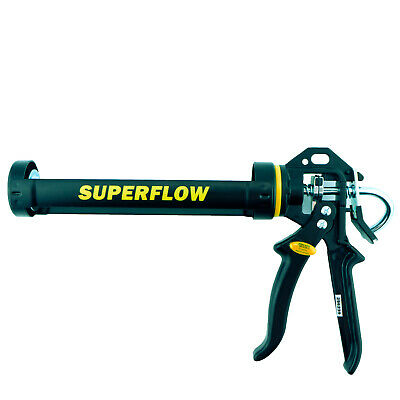 Everbuild SUPERFLOW Sealant Applicator Gun For Cartridges up to 310ml