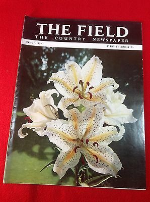Vintage : THE FIELD magazine : 21 May 1959