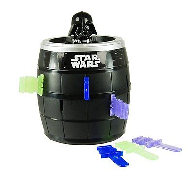 Tomy Darth Vader Pop Up Game Kids Play Party Fun Gift Star Wars POP-UP PIRATE