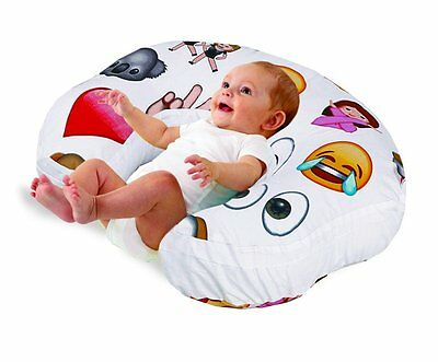 Love2Sleep BABY FEEDING/NURSING PILLOW FOR COMPLETE SUPPORTS – EMOJI