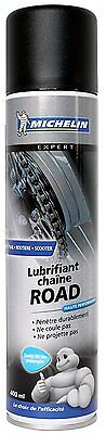 Michelin 008805 Moto Lubrifiant Chaîne Road, 400 ml