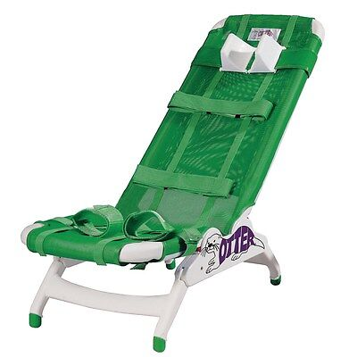 Large Otter Bathing System Child Chair Pediatric Bath Seat Adjustable Safety